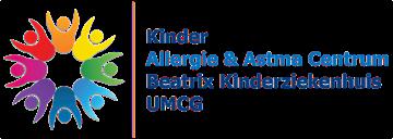 Kinderallergie en astma centrum Logo